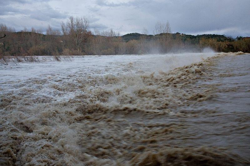 povodeň rieka