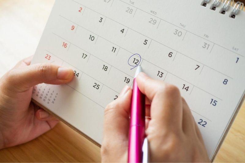 splátkový kalendár