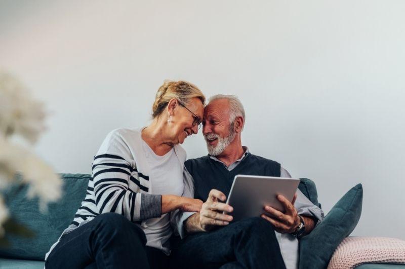 starobný dôchodok